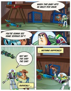 Toy Story Back to Toy Story